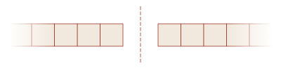 cut double infinite